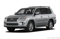 Lexus LX 570 - Buy your new car online at Car.com
