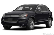 Volkswagen Touareg - Buy your new car online at Car.com
