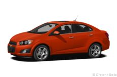 Chevrolet Sonic - Buy your new car online at Car.com