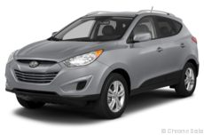 Hyundai Tucson - Buy your new car online at Car.com
