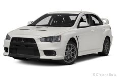 Mitsubishi Lancer Evolution - Buy your new car online at Car.com