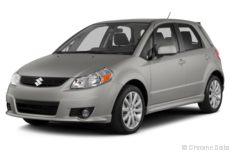 Suzuki SX4 - Buy your new car online at Car.com