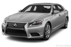 Lexus LS 460 - Buy your new car online at Car.com