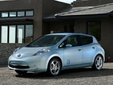 Nissan LEAF - Buy your new car online at Car.com