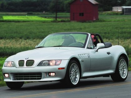 Kelley Blue Book &reg; - 2001 BMW Z3 Overview