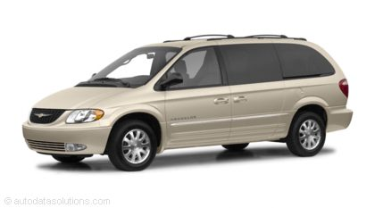 Kelley Blue Book ® - 2001 Chrysler Town and Country Overview