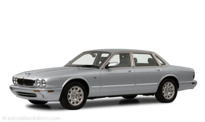 Kelley Blue Book ® - 2001 Jaguar XJ8 Overview