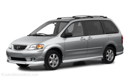 Kelley Blue Book ® - 2001 Mazda MPV Overview