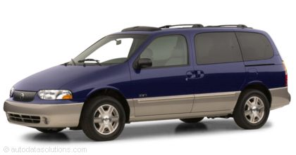Kelley Blue Book ® - 2001 Mercury Villager Overview