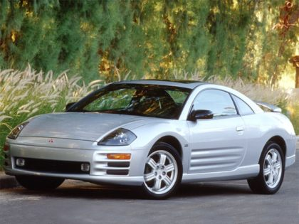 KBB.com 2001 Mitsubishi Eclipse Overview