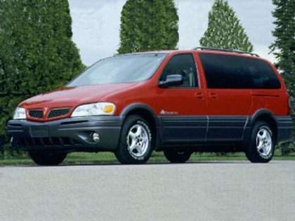 Kelley Blue Book ® - 2001 Pontiac Montana Overview