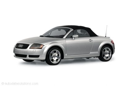 Kelley Blue Book ® - 2002 Audi TT Overview