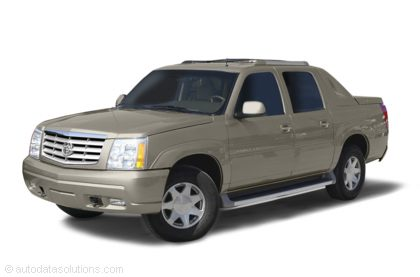 Kelley Blue Book ® - 2002 Cadillac Escalade EXT Overview