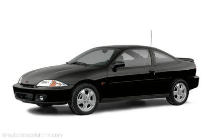 Kelley Blue Book ® - 2002 Chevrolet Cavalier Overview
