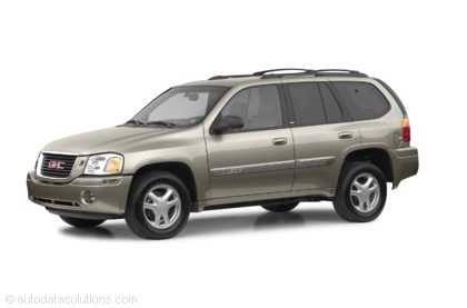 Kelley Blue Book ® - 2002 GMC Envoy Overview