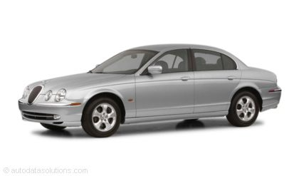 Kelley Blue Book ® - 2002 Jaguar S-Type Overview