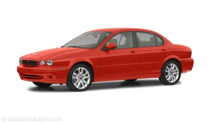 Kelley Blue Book ® - 2002 Jaguar X-Type Overview