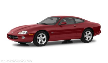 Kelley Blue Book ® - 2002 Jaguar XK8 Overview