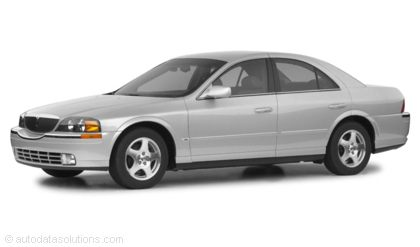 Kelley Blue Book &reg; - 2002 Lincoln LS Overview