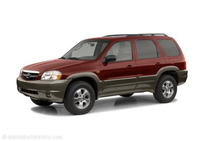 KBB.com 2002 Mazda Tribute Overview