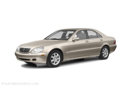 Kelley Blue Book ® - 2002 Mercedes-Benz S-Class Overview