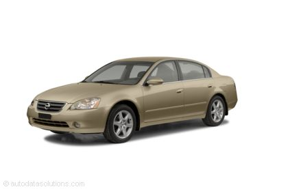 Kelley Blue Book ® - 2002 Nissan Altima Overview