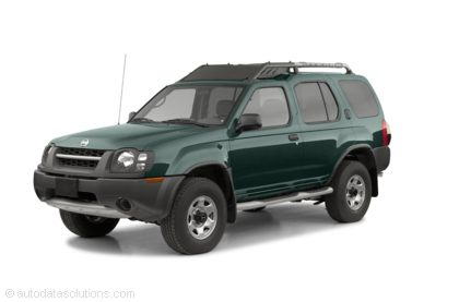Kelley Blue Book ® - 2002 Nissan Xterra Overview