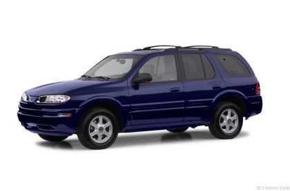 Kelley Blue Book &reg; - 2002 Oldsmobile Bravada Overview