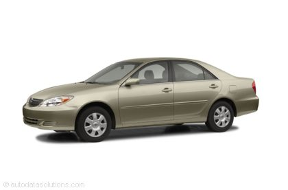 KBB.com 2002 Toyota Camry Overview