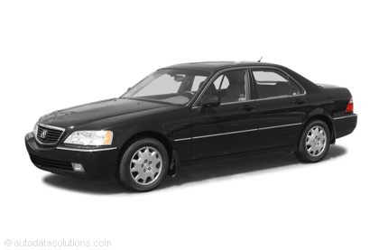 Kelley Blue Book ® - 2003 Acura RL Overview