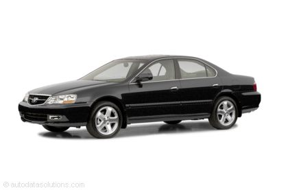 Kelley Blue Book &reg; - 2003 Acura TL Overview