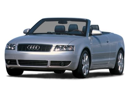 Kelley Blue Book ® - 2003 Audi A4 Overview