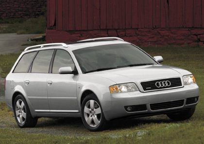 Kelley Blue Book ® - 2003 Audi A6 Overview