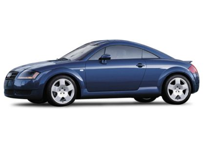 Kelley Blue Book ® - 2003 Audi TT Overview