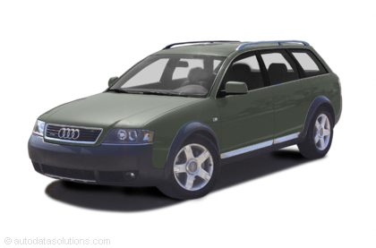 Kelley Blue Book ® - 2003 Audi allroad Overview