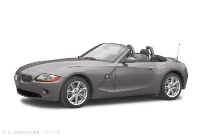 Kelley Blue Book ® - 2003 BMW Z4 Overview