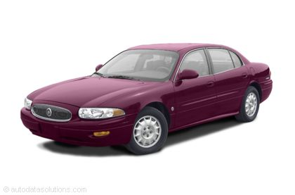 Kelley Blue Book ® - 2003 Buick LeSabre Overview