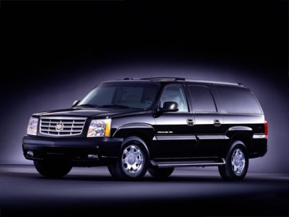 Kelley Blue Book ® - 2003 Cadillac Escalade ESV Overview