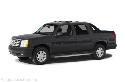 Kelley Blue Book ® - 2003 Cadillac Escalade EXT Overview