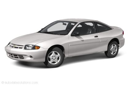 Kelley Blue Book ® - 2003 Chevrolet Cavalier Overview
