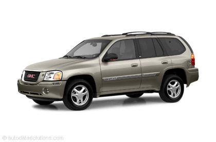 Kelley Blue Book ® - 2003 GMC Envoy Overview