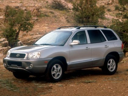 Kelley Blue Book ® - 2003 Hyundai Santa Fe Overview