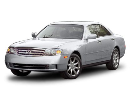 Kelley Blue Book ® - 2003 Infiniti M45 Overview
