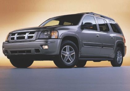 Kelley Blue Book ® - 2003 Isuzu Ascender Overview