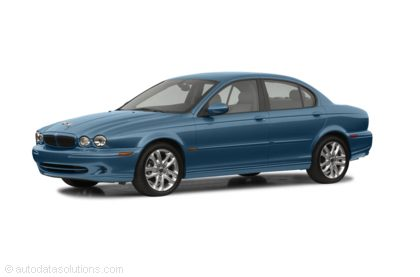 Kelley Blue Book ® - 2003 Jaguar X-Type Overview