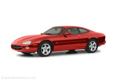Kelley Blue Book ® - 2003 Jaguar XK8 Overview