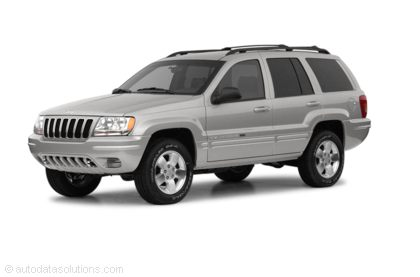 Kelley Blue Book ® - 2003 Jeep Grand Cherokee Overview