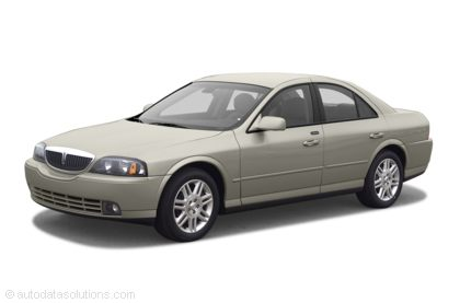 Kelley Blue Book &reg; - 2003 Lincoln LS Overview