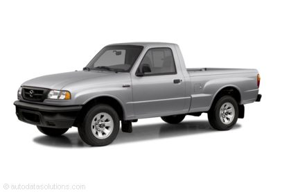 Kelley Blue Book ® - 2003 Mazda B2300 Overview