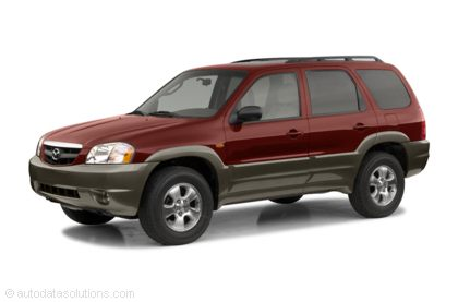 Kelley Blue Book ® - 2003 Mazda Tribute Overview